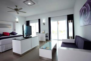 Villa Sea View Jacuzzi Suites for ADULTS ONLY at the Hotel Riu Palace Peninsula
