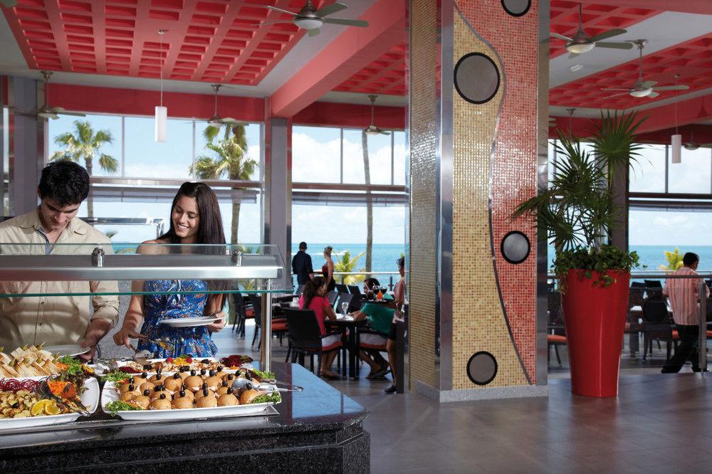 Riu Palace Peninsula Cancun Resort Restaurants Bars